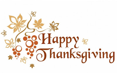 The ISGS Office will be closed on Thursday, November 26, 2015 in observance of Thanksgiving.
