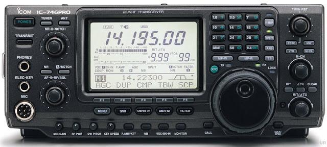 Icom IC-746 Pro