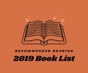 2019 Book Shelf
