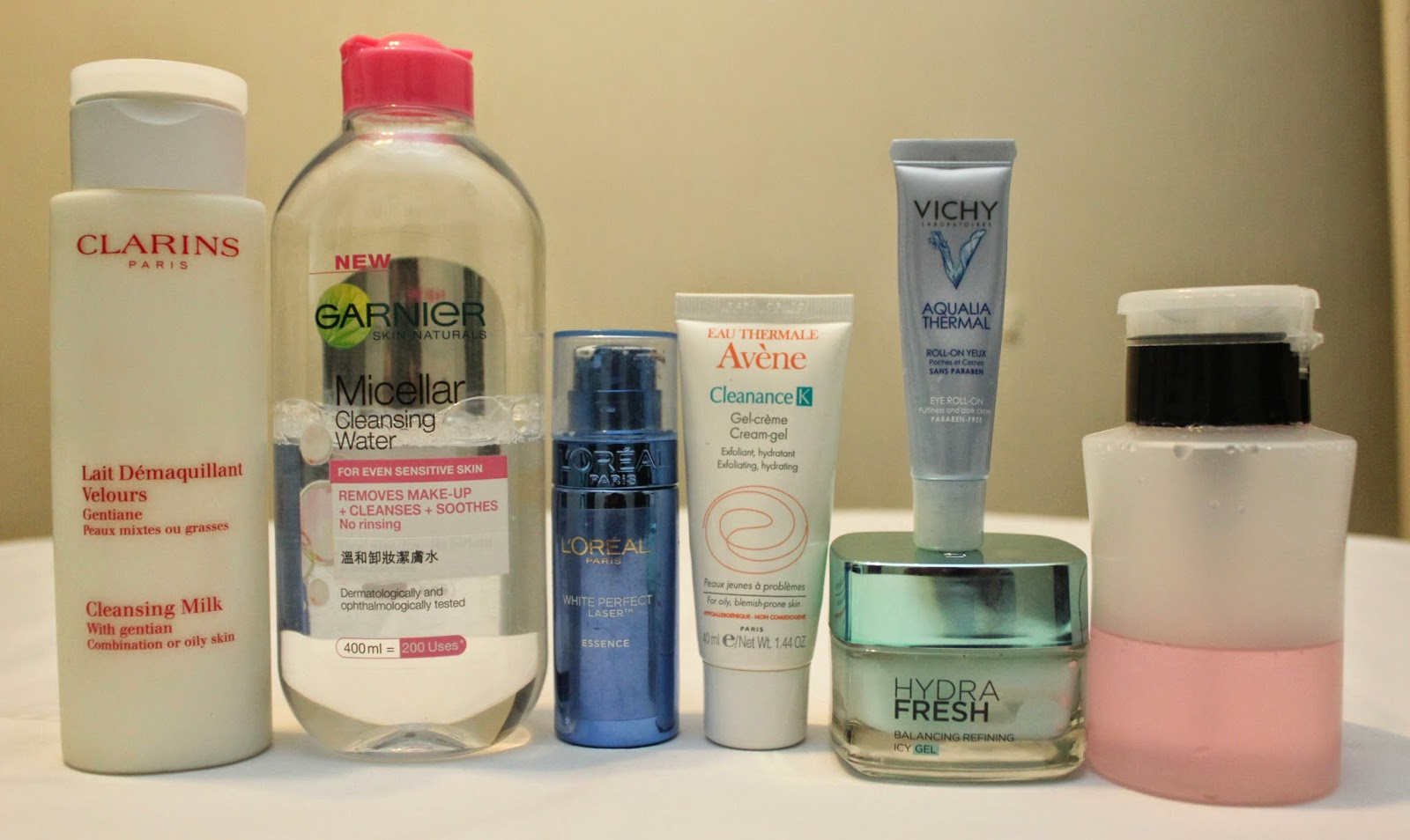 UPDATED MORNING SKINCARE ROUTINE