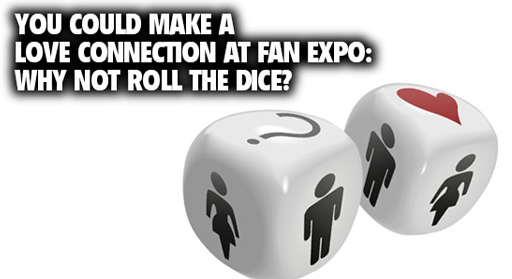 Speed dating fan expo