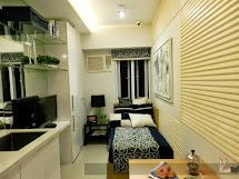 24 Sqm Condo Studio Interior Design