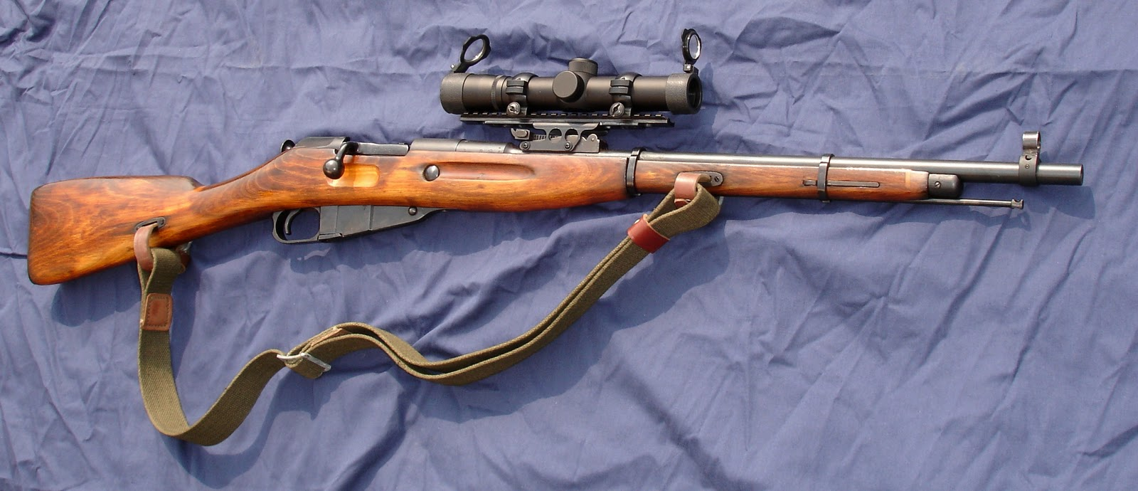 My Mosin Nagant