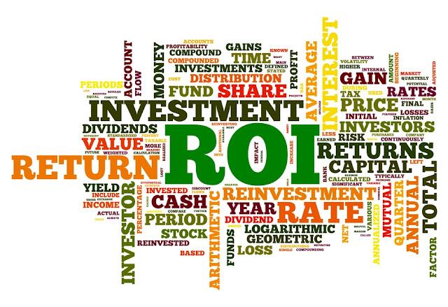How do I calculate ROI?