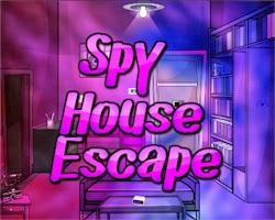 Juegos de Escape Spy House Escape