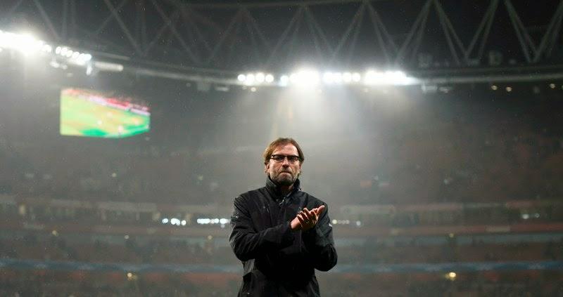 Jurgen Klopp Melatih di Premier League?