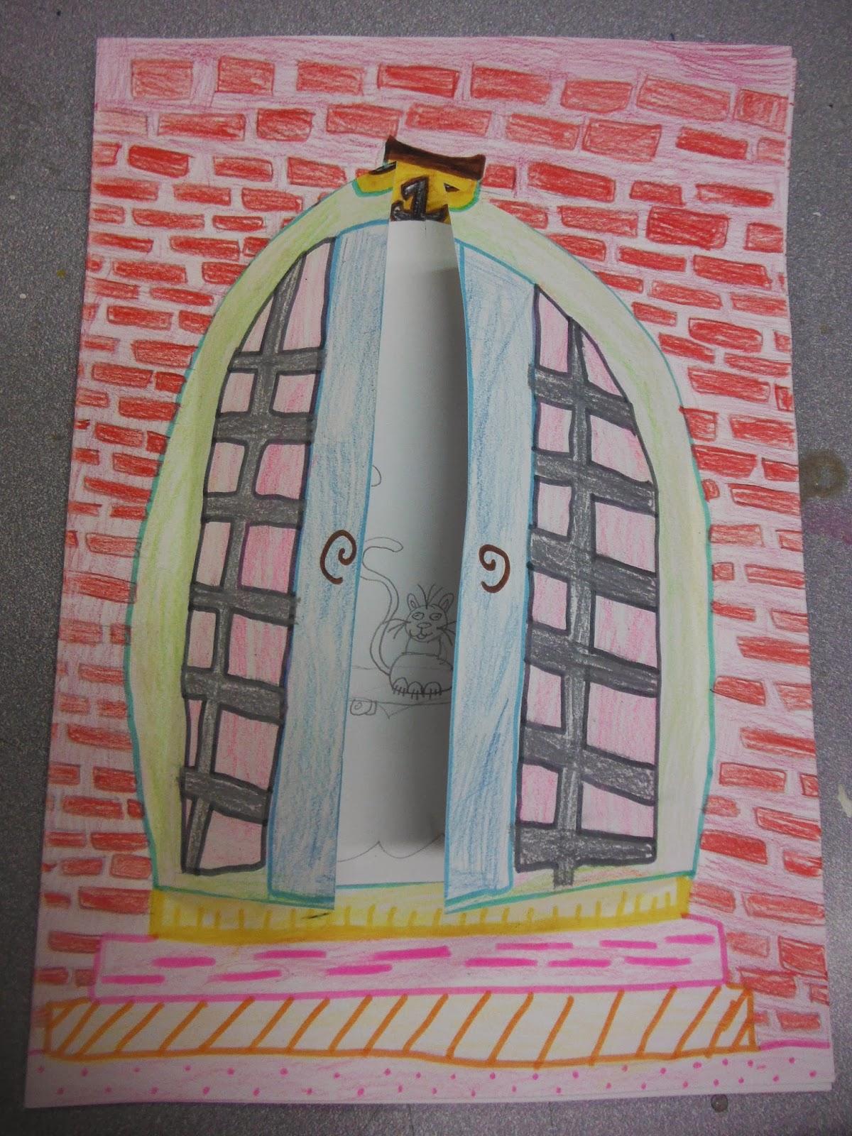 S verine peugniez ateliers d 39 arts plastiques th me de la for Porte ouverte dessin