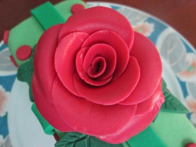 door gift cake