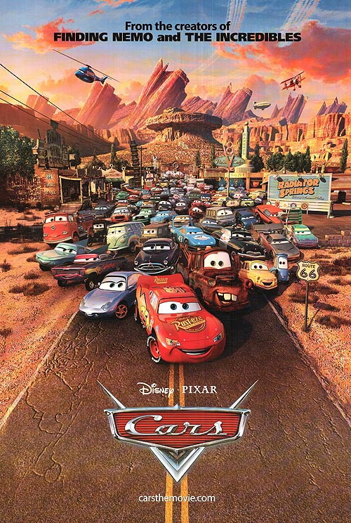 All Trailer Amp Sinopsis Film ★ Cars 1 2006