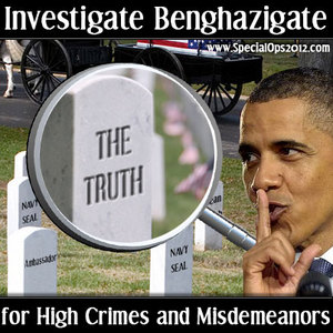 Benghazigate Obama guilty