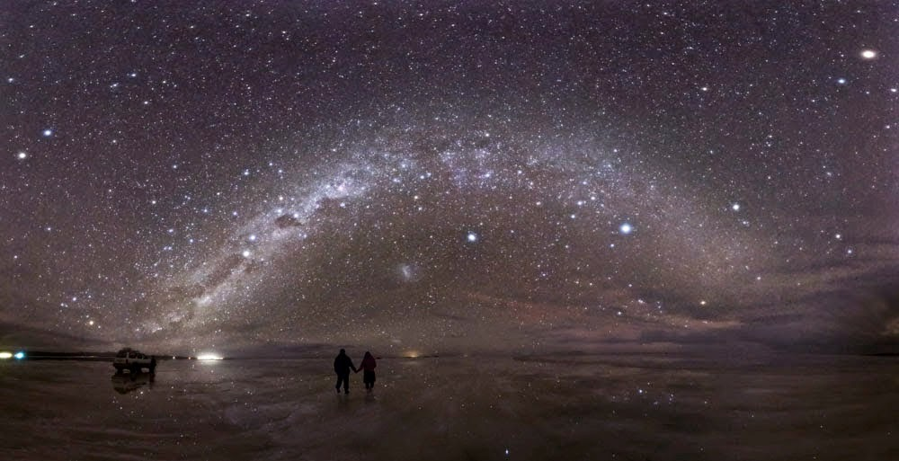 Salar de uyuni, Bolivia ~ Travel Geek