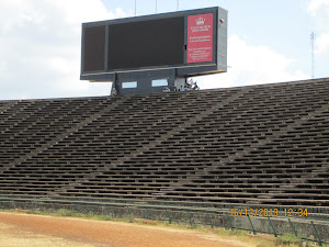 Phnom Penh Olympic Stadium.
