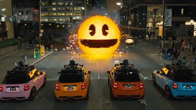 Pixels Movie Image