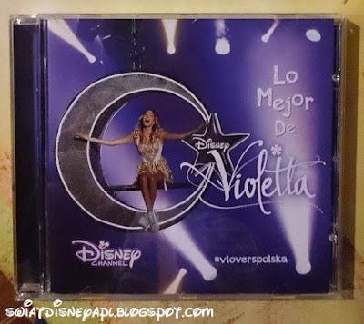 """[Recenzja] Płyta """"LO MEJOR DE VIOLETTA"""""""
