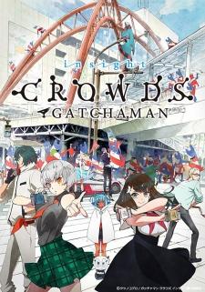 Ver online descargar Gatchaman Crowds Insight Sub Español