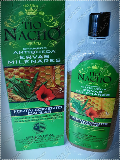 Tio Nacho ervas Milenares