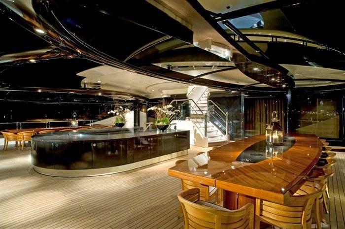 яхтами palladium фото