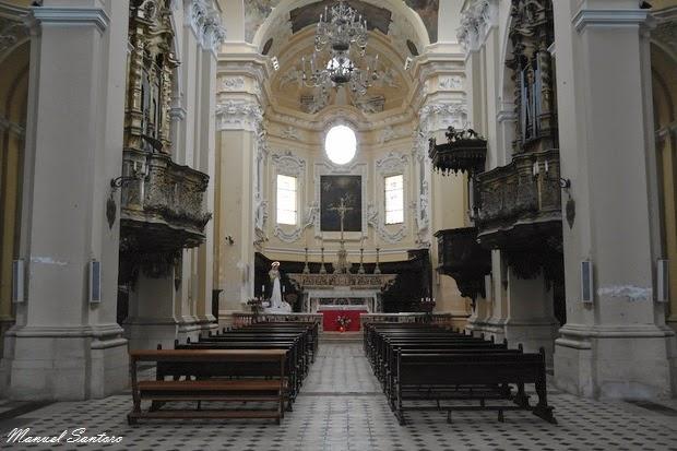 Sulmona, Chiesa della Santissima Annunziata
