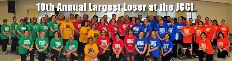 Largest Loser 2014 - JCC of Greater New Haven