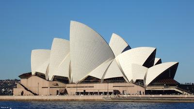 Opera House de Sidney - Australia - que visitar