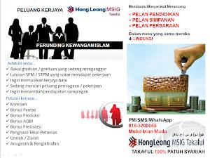 Peluang Kerjaya Full Time @ Part Time