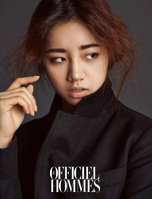 Girl's Day - L'Officiel Hommes Magazine January Issue 2014
