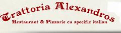 Cea mai buna mancare si bautura, in TEI, numai la TRATTORIA ALEXANDROS