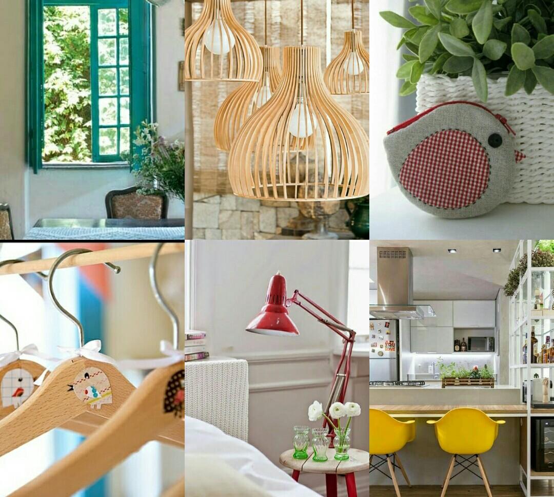 Blog de decoração com ideias de decoração, organização e faça você mesmo