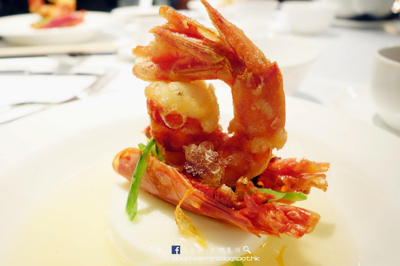蝦蝦笑慶中秋:國金軒