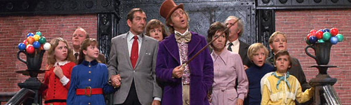 willie wonka and the chocolate factory essay