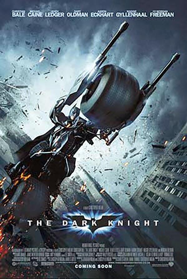 Dark Knight Poster Designs