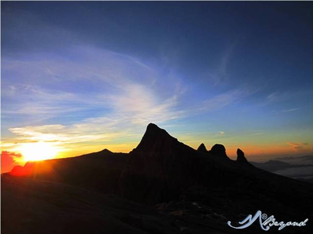 sunrise at Mt. Kinabalu, Mt. Kinabalu sunrise, kota kinabalu sunrise, sunrise at kota kinabalu