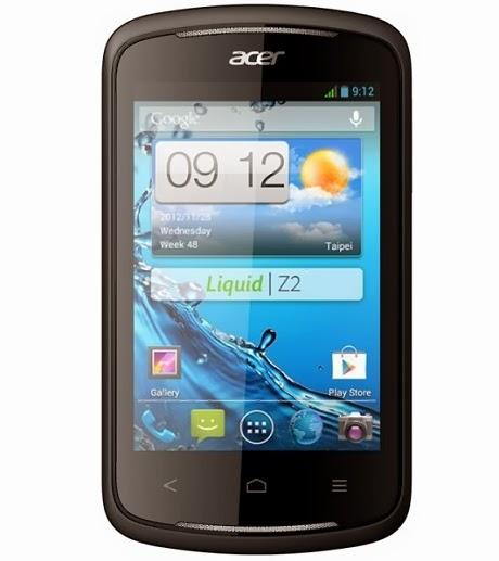 Handphone Acer Liquid Z120 - 4 GB