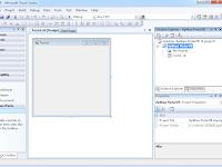 Koneksi Database Dengan Module VB 2008
