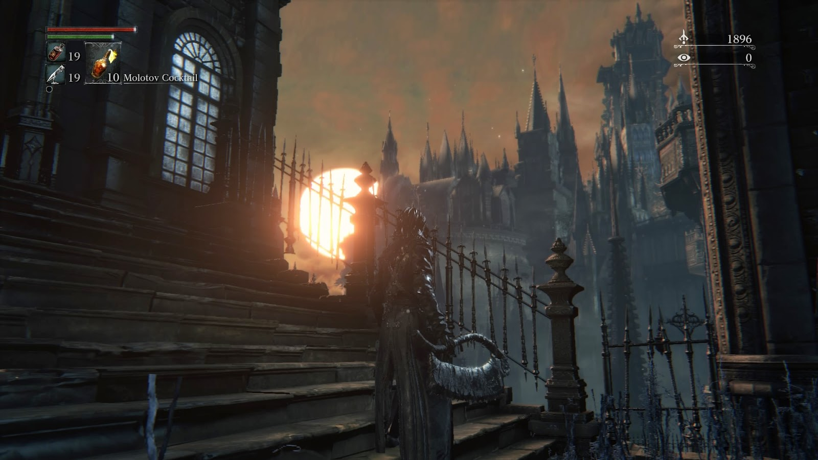 Bloodborne ps4 entendendo a hist ria parte 1 for Yharnam architecture