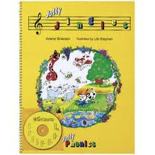 JOLLY PHONICS 2 YEAR 2