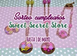 Sorteo en Sweet Secret