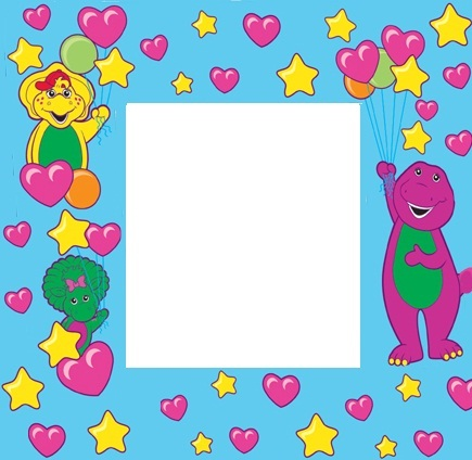 Enjoy teaching english barney birthday party birthday banner i liked the result other barney decorations bookmarktalkfo Gallery