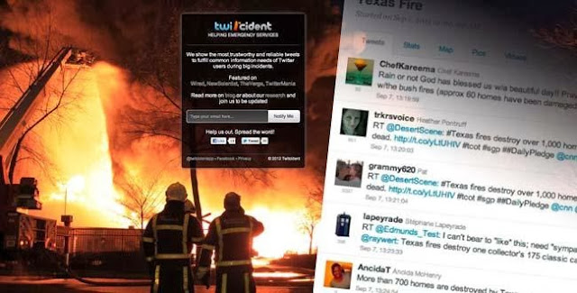 A New Feature From Twitter To Warn Peoples in Natural Disasters
