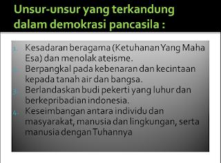 PPT Pendidikan Kewarga Negaraan (Demokrasi Pancasila)