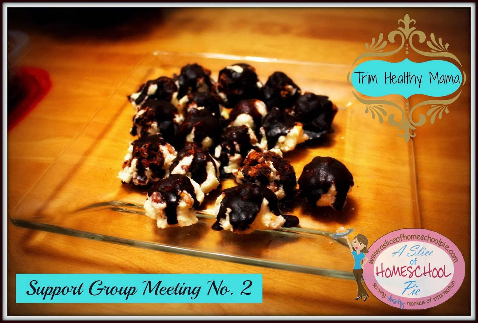Trim Healthy Mama Support Group Mtg 2 by ASliceOfHomeschoolPie.com #trimhealthymama