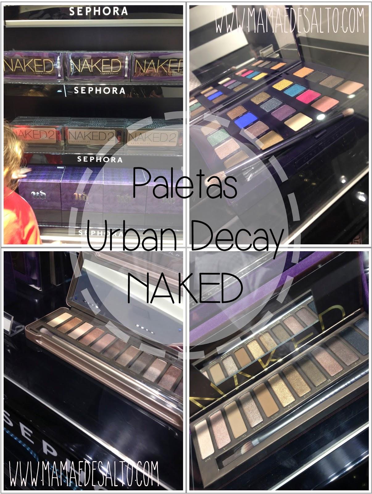 paletas urban decay sephora curitiba shopping pátio batel blog mamãe de salto
