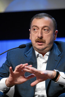 aliyev, ilham, azerbaijan, armenian, lobby, enemy