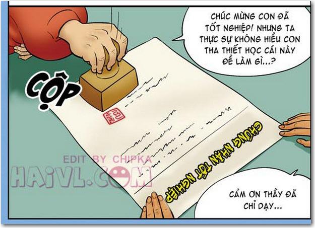 Kim chi và củ cải phần 818 - Biến đổi khuôn mặt. Đõn xem các tập mới nhất của bộ truyện tranh Kim chi và củ cải tại thugian180