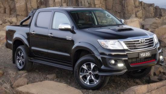 2016 Toyota Hilux Concept South Africa