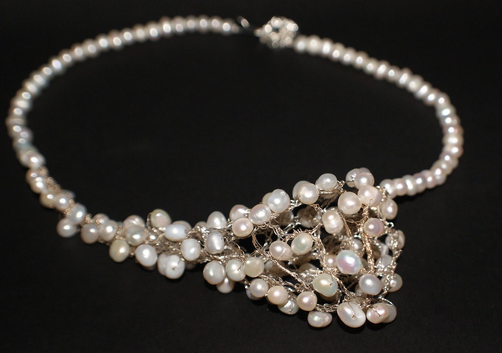 Handmade Wedding Jewellery Ideas : Handmade bridal and wedding jewelry by vintage touch unique designs
