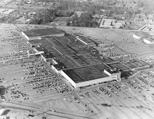 Mall hall of fame for John parker motors houston