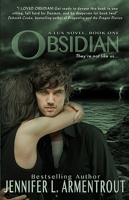 Reseña: Obsidian (Lux #I)