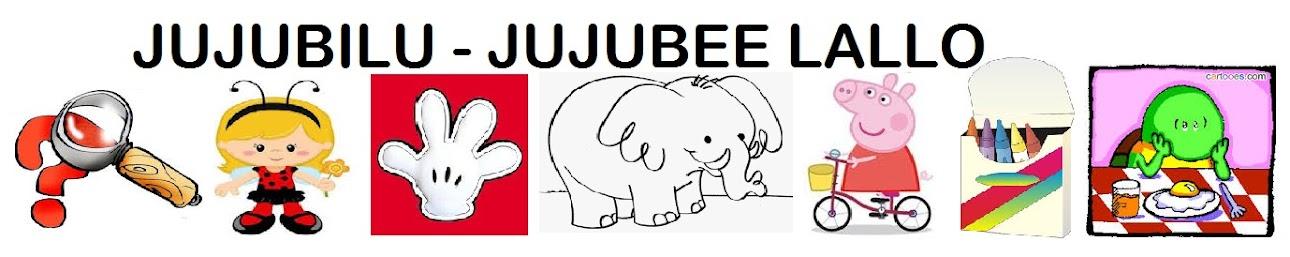 JUJUBILU -   JUJUBEE LALLO