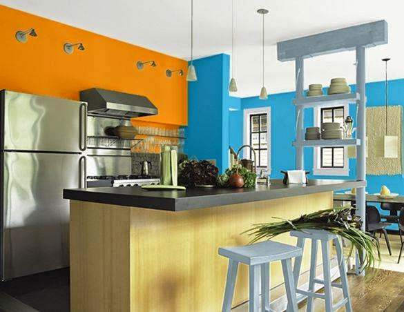 Color Ideas For Kitchen